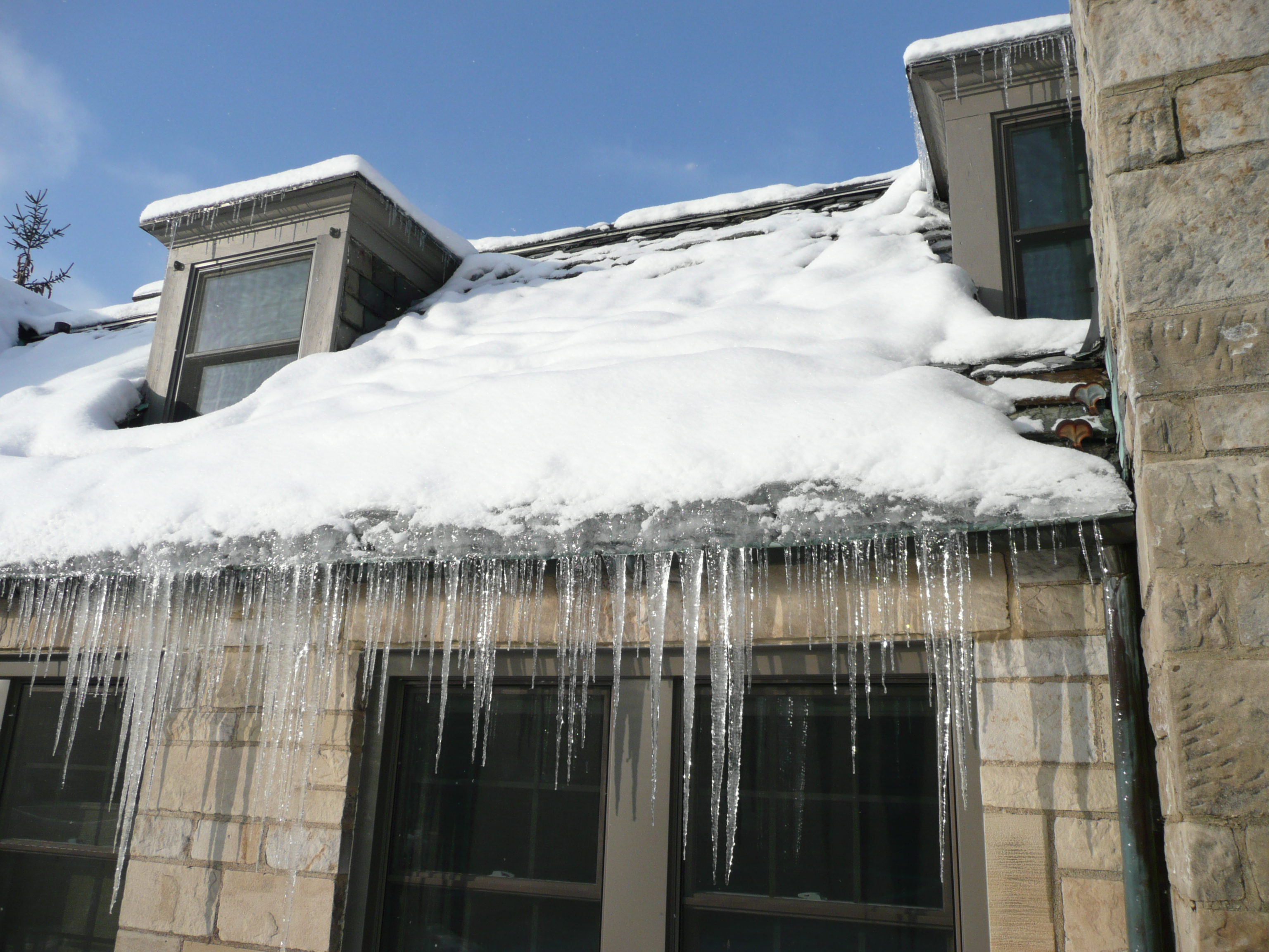 All About Ice Dams